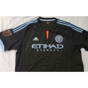Adidas Etihad Airways Jersey